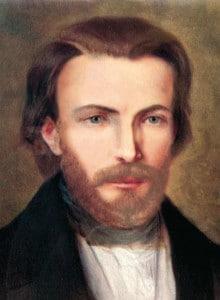 Portrait Frédéric Ozanam