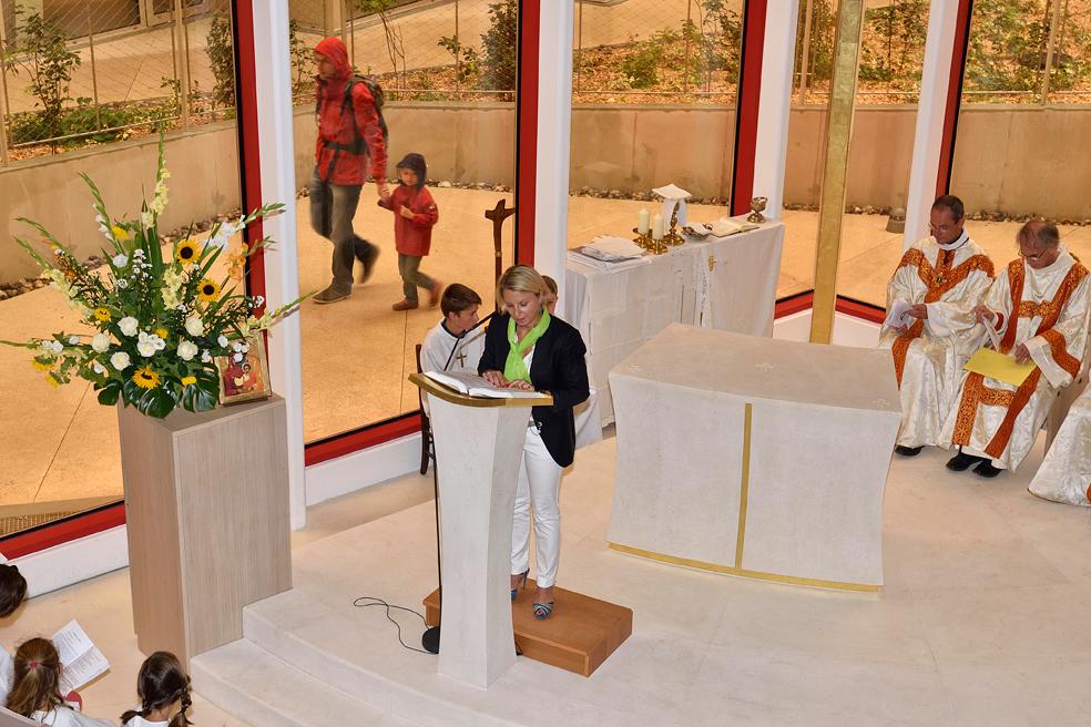 Inauguration Maison Ozanam