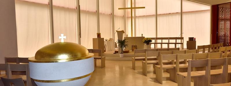 Chapelle Maison Ozanam