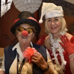 Clowns spectacle Noël
