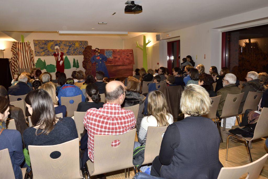 Public spectacle Noël