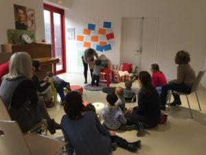 L'heure du conte en anglais @ Maison Ozanam | Paris | Île-de-France | France
