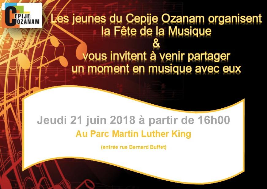 Fête de la Musique @ Maison Ozanam | Paris-17E-Arrondissement | Île-de-France | France