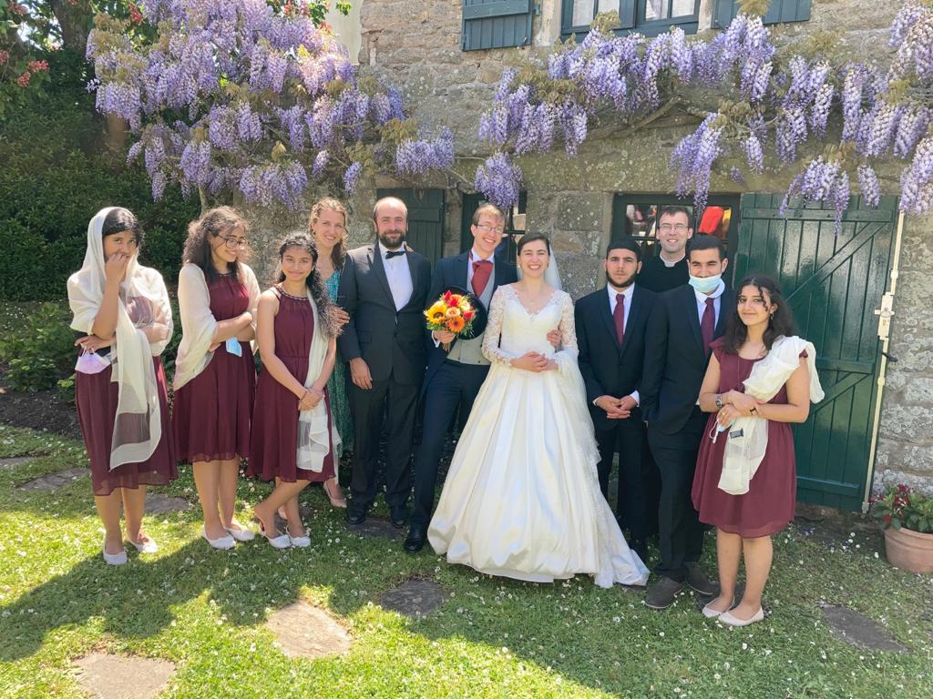 Mariage de Chloé
